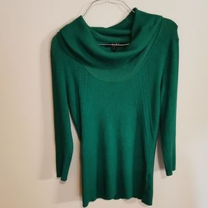 Crew neck silk blend sweater size S